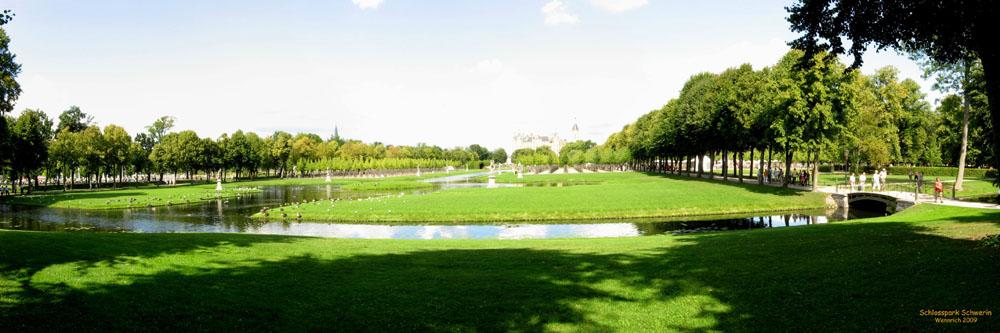 Schlosspark-Schwerin in Verschiedenes