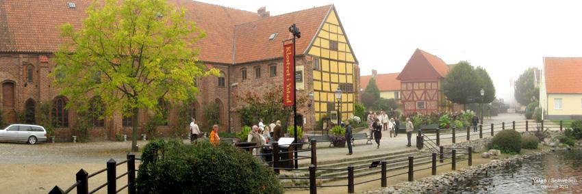 Ystat-Kloster in Skåne 2011