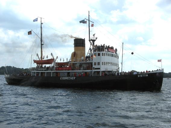 Stettin in Kieler Woche 2012